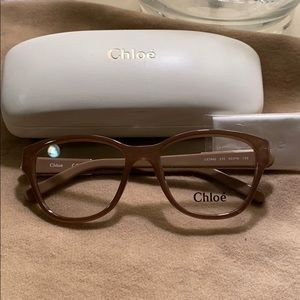 New Authentic Chloe eyeglasses frames